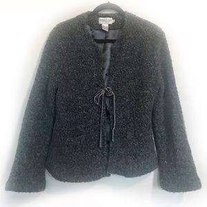 Vintage boho cardigan sweater!